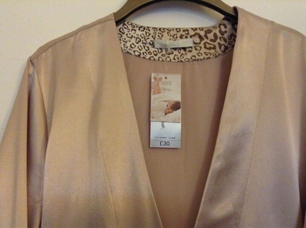 NEW - M&S Ladies Dressing Gown - size 12 | in Stockport, Manchester ...