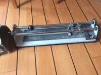 Large Homebase Heavy Duty Tile Cutter