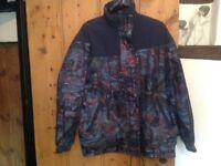 Waterproof ladies golf jacket size M NEW