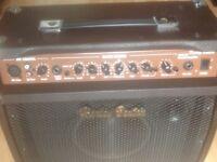 Harley Benton HBAC-20 acoustic guitar amp. Very good condition.