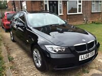 2008 08 BMW 320D SE Touring (177bhp) Full Leather