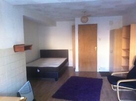 Studio flat to let Canton, Cardiff