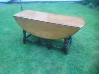 Supper/coffee table, genuine vintage Ercol