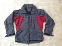 Paramo 'Aspira' Jacket, size M, Grey/Red.