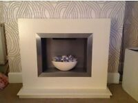 Next firebowl fireplace, fully functioning. Only selling due to moving. Cost £200 sell £100