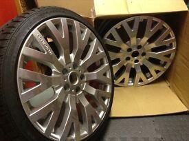 NEW 19inch Cosworth wheels
