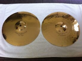 Paiste 14inch Signature Reflector Heavy Full Hi-Hats for sale. AS NEW.