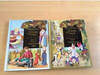 Fairytale puzzle books