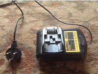 DeWalt charger