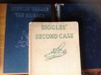Vintage Biggles Books