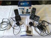 BT Twin handset phone