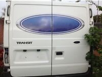 Ford transit back doors 2000-2006