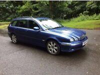 Jaguar X-Type 2.0 D SE 5dr **diesel**