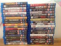 Blu Ray Films £4 Each