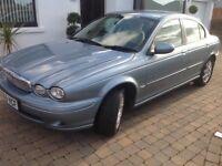 X Type Jaguar 2.0 Classic Diesel, Euro4. (My car from new)