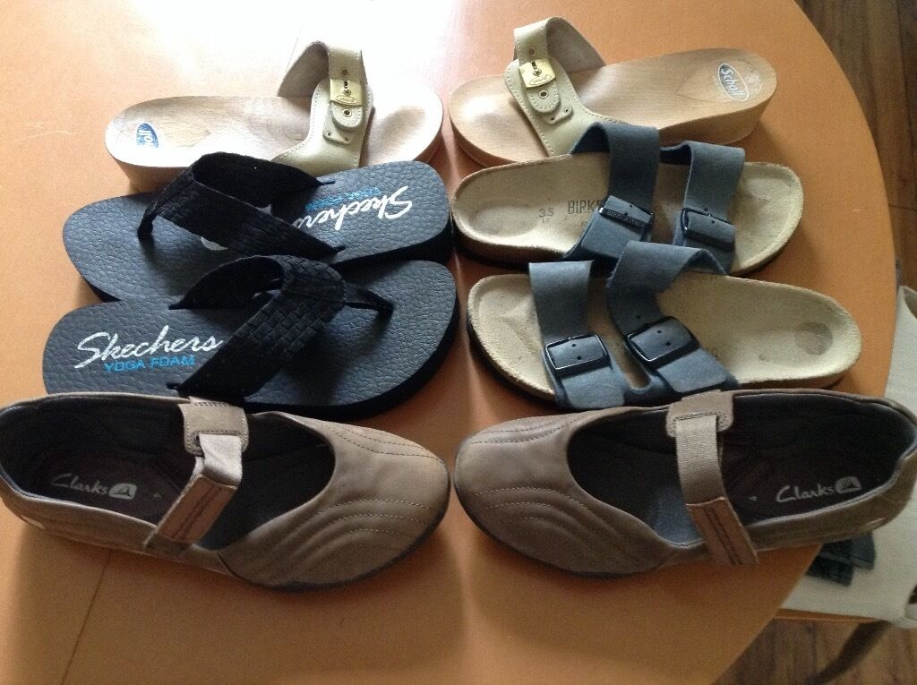 abfb556bec6d Size 4 shoe collection