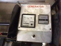Clarke power 4kv generator