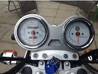 Yamaha.YBR CUSTOM