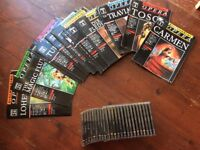Opera CD collection