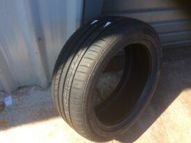 New tyre 215/45/16