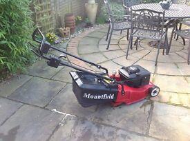Mountfield Empress Self drive, Elec Start Petrol Lawnmower 16 in cut