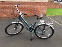 Raleigh Voyager Deluxe Women's Dutch Style Bike