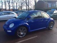 2001 Volkswagen Beetle 1.6 3dr
