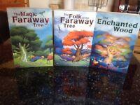 Children's books Enid Blyton The Magic Faraway Tree Collection