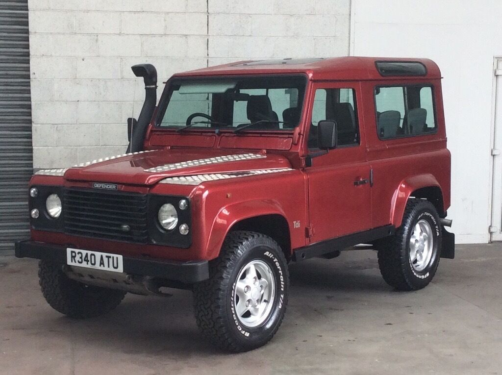 Land Rover 90 Defender County Station Wagon 300 Tdi 1997