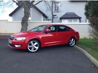 2014 Skoda Octavia 2.0 TDI CR DPF SE 5dr£12895 ++++ as new only 22k ++++