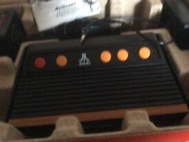 Atari flashback 6 games console