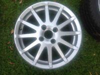 Ford Fiesta Zetec s Wheels X3 need gone