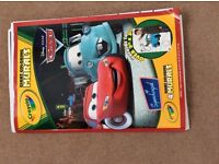 DISNEY CARS colouring pictures
