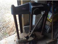 Garage press 1ton