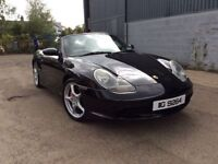 2003 Porsche Boxster 3.2 S Convertible 260bhp Massive History Only 68K FINANCE Only £8995