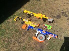 REDUCED NERF Gun Bundle 1