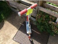 One Direction Toy Scooter