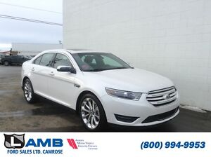 2016 Ford Taurus Limited 301A AWD Moonroof Navigation Heated Sea