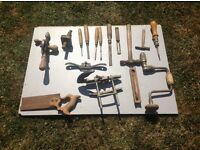 Vintage Carpenter's Tools