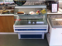 Zoin Jinny Refrigerated Serve Over Counter 400 ono