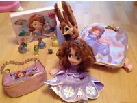 Sofia the First Toy Bundle