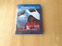 PHANTOM OF THE OPERA AT THE ROYAL ALBERT HALL BLU-RAY DVD