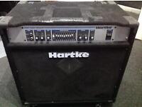 HARTKE 250w BASS COMBO 2x10