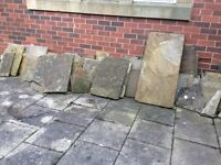 York stone paviny