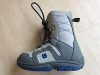 Kids Burton MOTO - Snowboard Boots - Size: UK 5