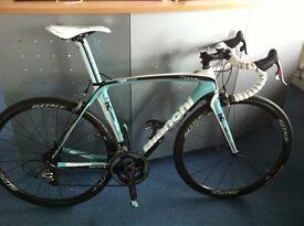 Bianchi Carbon Roadbike