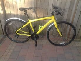 New and Unused Claude Butler Urban 500 bicycle