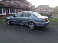 For sale Jaguar X type 2.0 V6 SE