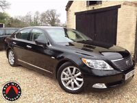 Lexus LS460 SE - *Watch YouTube Video* New MOT and FSH - HPi Clear - Warranty - Delivery Available