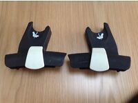 Bugaboo Bee Maxi cosi car seat adaptors